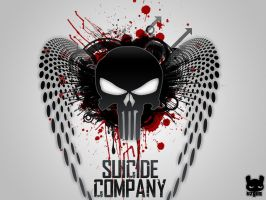 suicide company by christ139