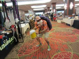 AFest 2012 - Master Roshi by Soynuts