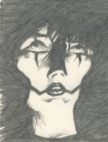 The Crow 6 of 6 by BlackUmbral