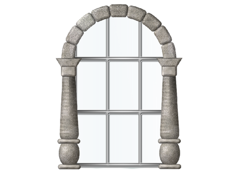 PNG WINDOW 4 by Moonglowlilly