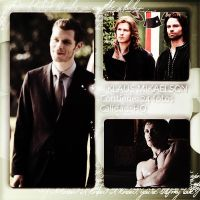 Photopack 36: Klaus Mikaelson by SwearPhotopacksHQ