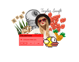 oh No! Taylor Swift 001 by KmiluEditions123