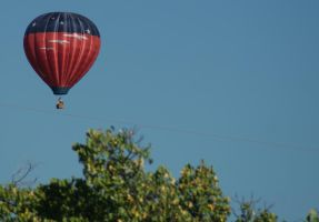Hot Air Balloon Stock12 by PietschPhotography