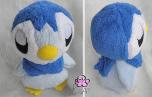Piplup by PinkuArt