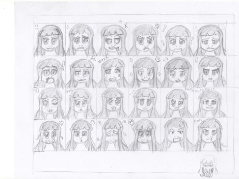 009: Akira Expressions by Crasical