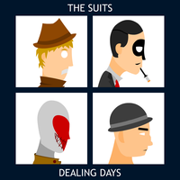 The Suits- Dealing Days by adrius15