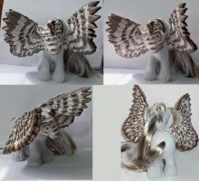 Sculpted Wings Swap Pony by Ember-lacewing