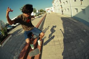 a skate shot by flax-