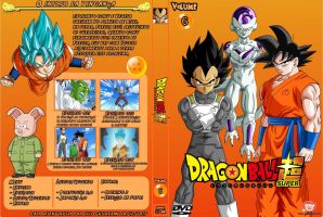 DVD 6 Dragon Ball Super by Luizguilherme668