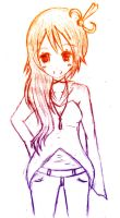 Point Commision: Natsuko by Acelin-T