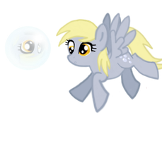 Derpy Bubble by Vocapony