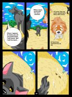 lab wolf page 30 by Archerionwolf