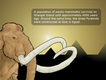 Holocene Mammoth Graphic by WSnyder