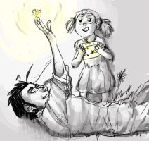 those aren't stars honey by Cabout