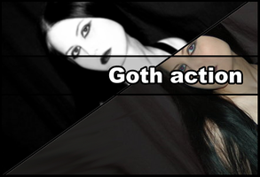 Goth action by Faeth-design