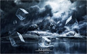 Ice Land by LambroDesign