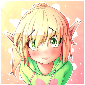 New profile picture by t-Hoodie