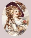 Georgiana, after Gainsborough by rum-inspector