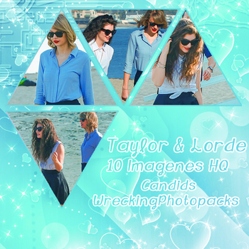 Photopack 332 - Taylor Swift And Lorde by xbestphotopackseverr