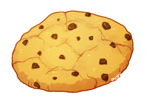 prize -- Ngakakpau's Cookie by onisuu