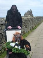 Whitby Goth Weekend April 2012 by LureofSalvage