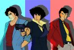 Ryo - Spike - Lupin III by ikarishinji07