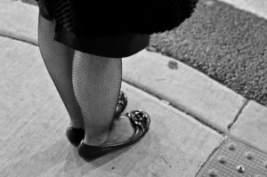 Street Shooting 2 by Voltaireon