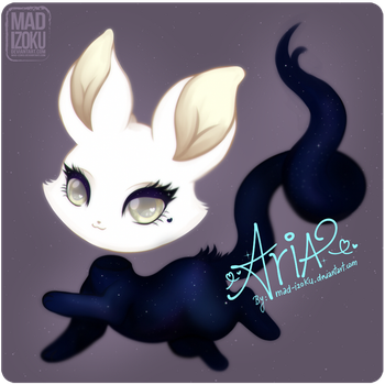 Personal: Aria the Space Cat Lady by Mad-Izoku