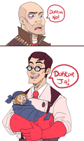 TF2 - Doktor No ! by akkame