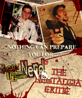 AVGN vs NC poster by MrsFreddieMercury