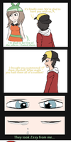 TPP Comic: The Voices are not Evil by Lady-Revan
