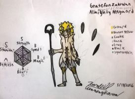 New Character Revealed: Gratefon by Dell-AD-productions