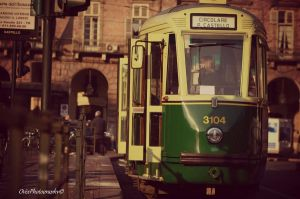 Tram by OviXPhotography