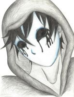 Eyeless Jack by Paranoia-chan