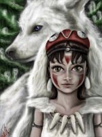 Mononoke by goodgirl-arcee