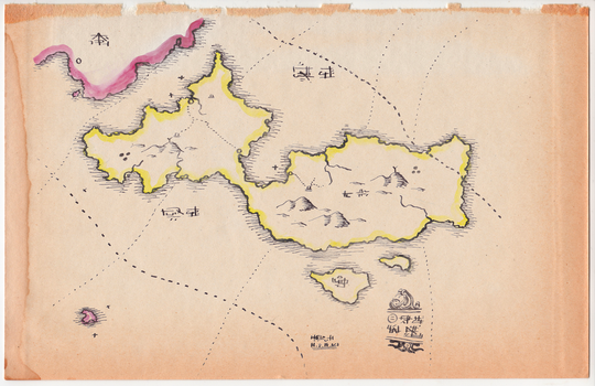 Map 2 by Cortaderia