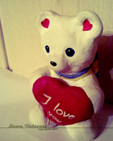 I love you.. by Sanlea
