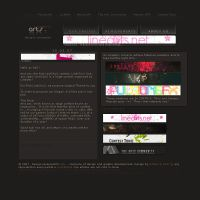 Arts. : Webdesign by Dark-Studi0