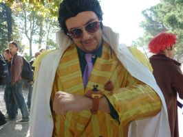 Lucca 09 - Kizaru Cosplay by Lord-Kun-84