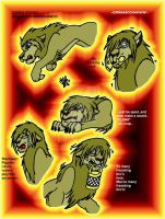 Pewdiepie The Lion by 6liza6