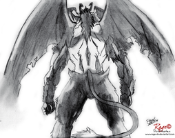 +.Amon Devil Wing.+ by Rage-DN