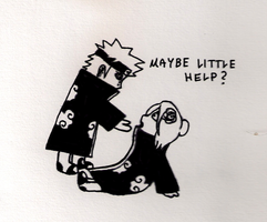 Maybe little help? by Tanuki08