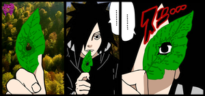 The village can be called ... Konoha. N-625 by TheDemonLady