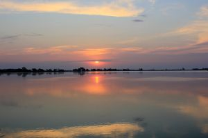 The Sky Reflected by silverlakephotos