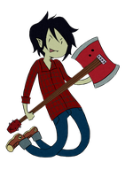 Marshall Lee by Faithaclese