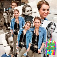 PACK BLEND MILEY CYRUS by SofiaChicle
