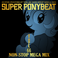 Super Ponybeat Vol. 066 Mock Cover by TheAuthorGl1m0