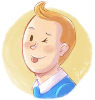 Tintin by WithSkechers
