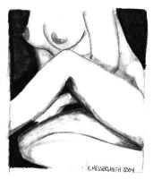 .: Nude in Grey :. Reworked by DementdPrncess