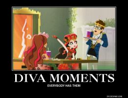 Diva Moments by Scarecrow113